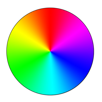 Spectrum Color Wheel Is It Consists Of Every Visible However There Are Still Millions More By Just Simply Adjusting The Value And Saturation